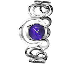 Buy Seksy Ladies' Purple Dial 4848 Bracelet Watch at Argos.co.uk, visit Argos.co.uk to shop online for Ladies' watches, Watches, Jewellery and watches