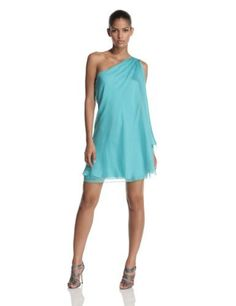 Halston Heritage Women's Swing Assymetric Cocktail Dress, Bermuda Blue, 2 Halston Heritage, http://www.amazon.com/dp/B004K6LRAC/ref=cm_sw_r_pi_dp_g0Rmqb04DS1S7