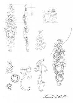 BlizzardLance Fischer » Lance Fischer Jewelry with Zultanite® Snowflake