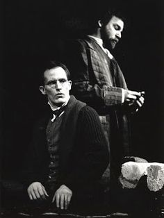 Robert Westenberg And Mandy Patinkin In The Secret Garden