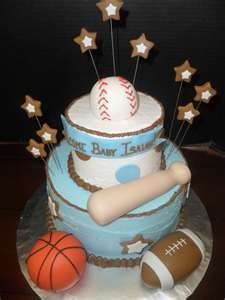 Image Search Results for baby boy shower cake