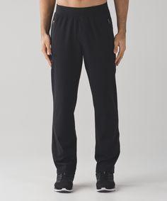 Men's Running Pants - (Black, Size L) - Discipline Pant (Regular) - lululemon