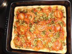 Pizza de post Vegetable Pizza, Quiche, Vegan, Vegetables, Breakfast, Food, Lent, Lifestyle, Meal