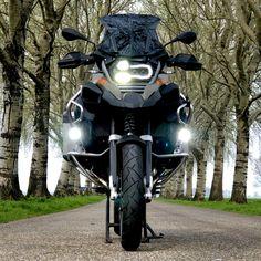 #MakeLifeARide #BMWMotorrad #BMWR1200GSA #AdventureLife #BMWMotorcycle #R1200GSA #R1200GSAdventure #GSAdventure #EverydayAdventure #Netherlands #BMW1200GSA #BMWMotorradNederland #BMWGSFans #BMWGram #SpiritofGS Bmw Adventure Bike, Life Is An Adventure, Motorbikes, Netherlands, Motorcycles, Industrial, Vehicles, Cars, Adventure