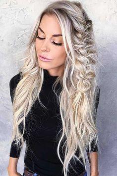 Inspiration, blond, Strand, Wellen