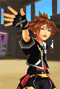 Blowing Off Some Steam Video Game Anime, Video Games, Sora Kh3, Sora Kingdom Hearts, Kindom Hearts, Dearly Beloved, Picture Credit, Cute Disney, Final Fantasy