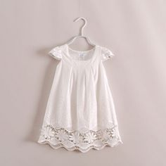 Girl Summer dress 2014 Toddler Kids Embroidery Cotton Casual Dress Baby Fashion Famous Brand Clothes HOT Selling 3-8 Years Old - http://nklinks.com/product/2014-girl-summer-lace-dress-new-european-design-children-breif-dress-butterfly-sleeve-baby-one-piece-tank-dress-clothing-brand/