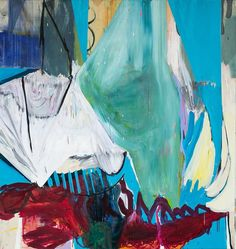 Linger, 175x165cms, Oil on canvas, 2016
