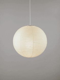 Noguchi Akari Hanging Lamp    Ceiling Models 30A, 45A, 55A, 75A & 120A Noguchi Lamp, Suffolk Cottage, Studio Loft Apartments, Vancouver House, Ben Lomond, Lantern Pendant, Pendant Lighting, Studio Layout, Bright Homes