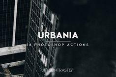 Urbania Photoshop Actions  @creativework247