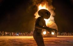 Burning Man Festival parTrey Ratcliff.