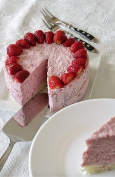 My Recipes, Cake Recipes, Cooking Recipes, Mousse Cake, Creative Cakes, Cakes And More, Tart, Breakfast Recipes, Food And Drink