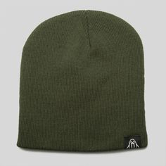 upper-playground - Walrus Label Beanie in Olive #upperplayground @upperplayground #warm #walrus #olive #walruslabel #beanie