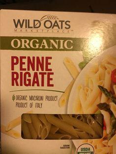 Pasta from Walmart