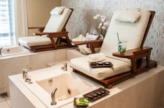 Mojito Manicure & Pedicure | 80-minute service available until September 30, 2013! *Includes a complimentary Mojito for the ultimate relaxation.