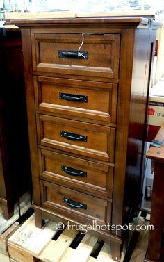 Elegant Bayside Furnishings Accent Cabinet Costco