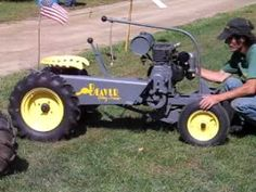 Beaver Tractor - Google Search