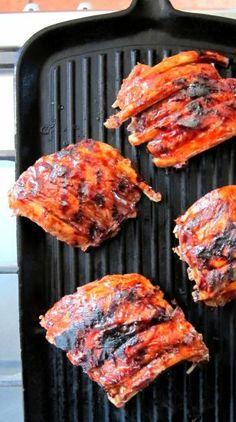 Pressure Cooker BBQ Ribs