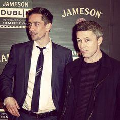 International film festival / Jameson/ Skott/ Aidan Gillen