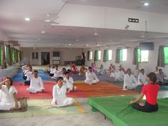 Amroli College International Yoga Day 21-06-2015
