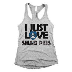 'I Just Love Shar Peis'