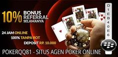 Gaming Systems Most Trusted Poker Sites. Click here to know more http://pokerqq81.co/