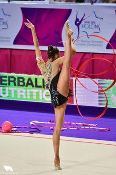 Margarita Mamun (Russia), European Championships 2016
