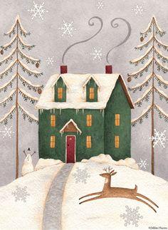 Debbie Mumm: Winter