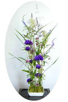 Kesäasetelma luonnon -ja puutarhan kukista, ekukka.fi