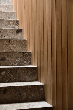 The Bluff House by Rob Kennon Architects - Coastal Australian Architecture - The Local Project Terrazzo, Australian Architecture, Interior Architecture, Interior Design, Chinese Architecture, Futuristic Architecture, Glass Facades, Interior Stairs, Staircase Design