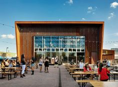 Alamo Beer Company's ​18,000 sq-ft craft brewery, beer hall and garden opened to the public on March 6, 2015, the 179th anniversary of the Battle of the Alamo.