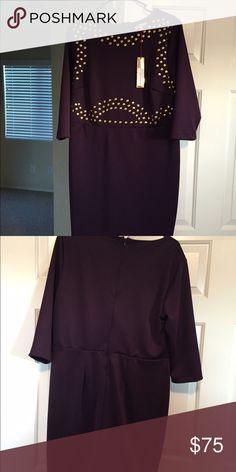 Purple Monif C. Dress Purple Monif C. Dress Monif C. Dresses Midi