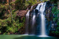 Tanougou falls, Atakora, northern Benin