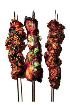 BBQの鉄板! マンネリ知らずの肉と魚の簡単レシピ。【週末のレシピ集】