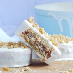Peruvian Desserts, Biscuits, Cakes Plus, Caramelized Bananas, Pastry Cake, Cakes And More, No Bake Cake, Cooking Time, Sweet Recipes
