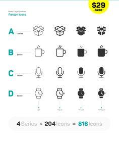 Panton free font | Fontfabric™