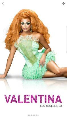Valentina rupauls drag race season 9 VH1