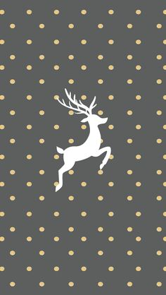 gold and grey Free Christmas iPhone Wallpapers