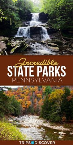 10 State Parks in Pennsylvania You Should Be Visiting This Year (Trust Us)