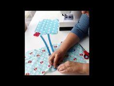 Video – Tutorial: Hingucker-Reißverschluss » Reißverschluss, Schnittmuster, Aber, Taschen, Anleitung, farbenmix-Tüte » Farbenmix