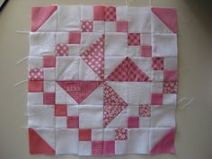 Thanks everyone for your kind encouragement of my Doll Quilt 10 quilt!!You all sure know how to make a girl feel good about her work!! :) As per popular request I have decided to put together this …