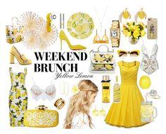 Yellow Lemon by ilov