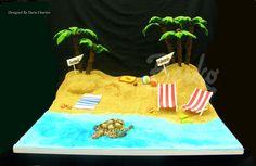 Taste this cake St Barth island. Goûtez au gâteau île de St Barth. #stbarth