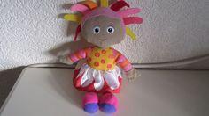 In The Night Garden Talking  Upsy Daisy Soft Plush Toys 23cm
