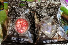Haunted mansion sweets