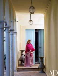Look Inside May Daouk's Eclectic 19th-Century Villa in Lebanon Photos | Architectural Digest