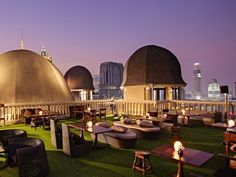 Bangkok's 6 Best Rooftop Bars