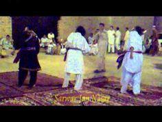 Warrior's Dance Pashtn Attan ~ 2012