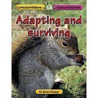 Books on animal adaptations