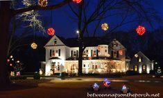 A Christmas Fantasy Home Tour